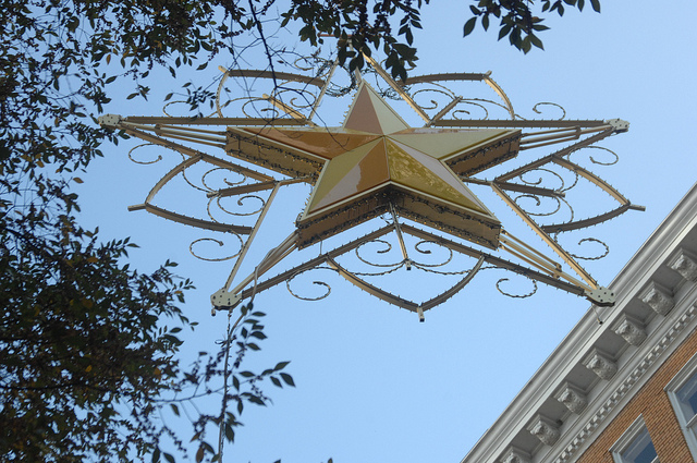 downtown-orlando-christmas-star