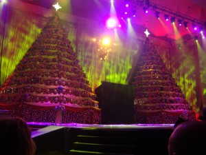 Singing Christmas Trees